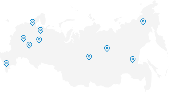 geolocation map Russia